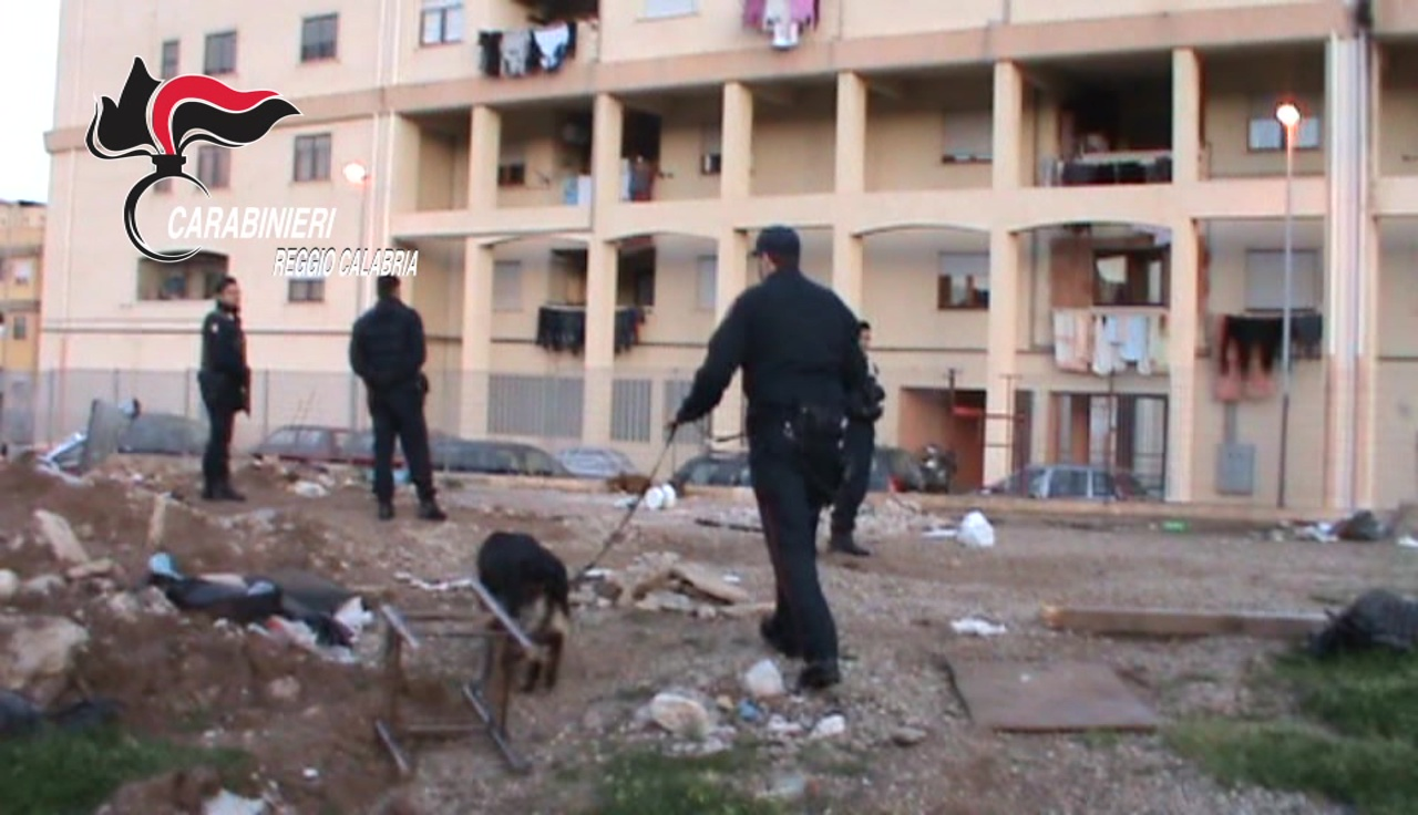 armi, droga, carabinieri 11