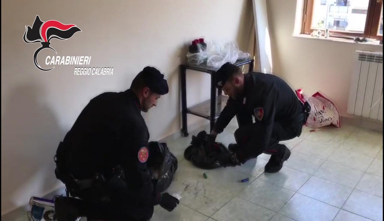 armi, droga, carabinieri 4