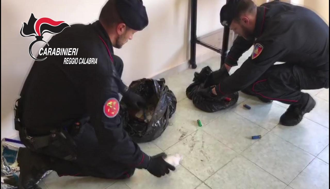 armi, droga, carabinieri 8