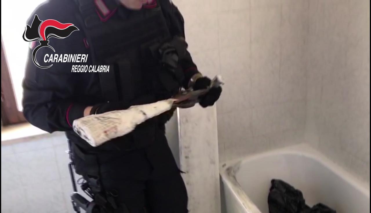 armi, droga, carabinieri 9