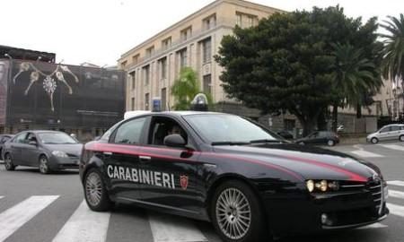 Carabinieri: una pattuglia dell'Arma a Reggio Calabria