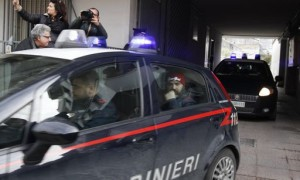 foto IPP/zumapress Casal Di Principe 07-2017 operazione dei carabinieri contro il clan dei Casalesi che ha portato 46 arresti in sette province  WARNING AVAILABLE ONLY FOR ITALIAN MARKET