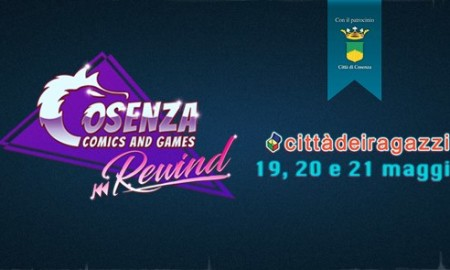cosenza comics and games