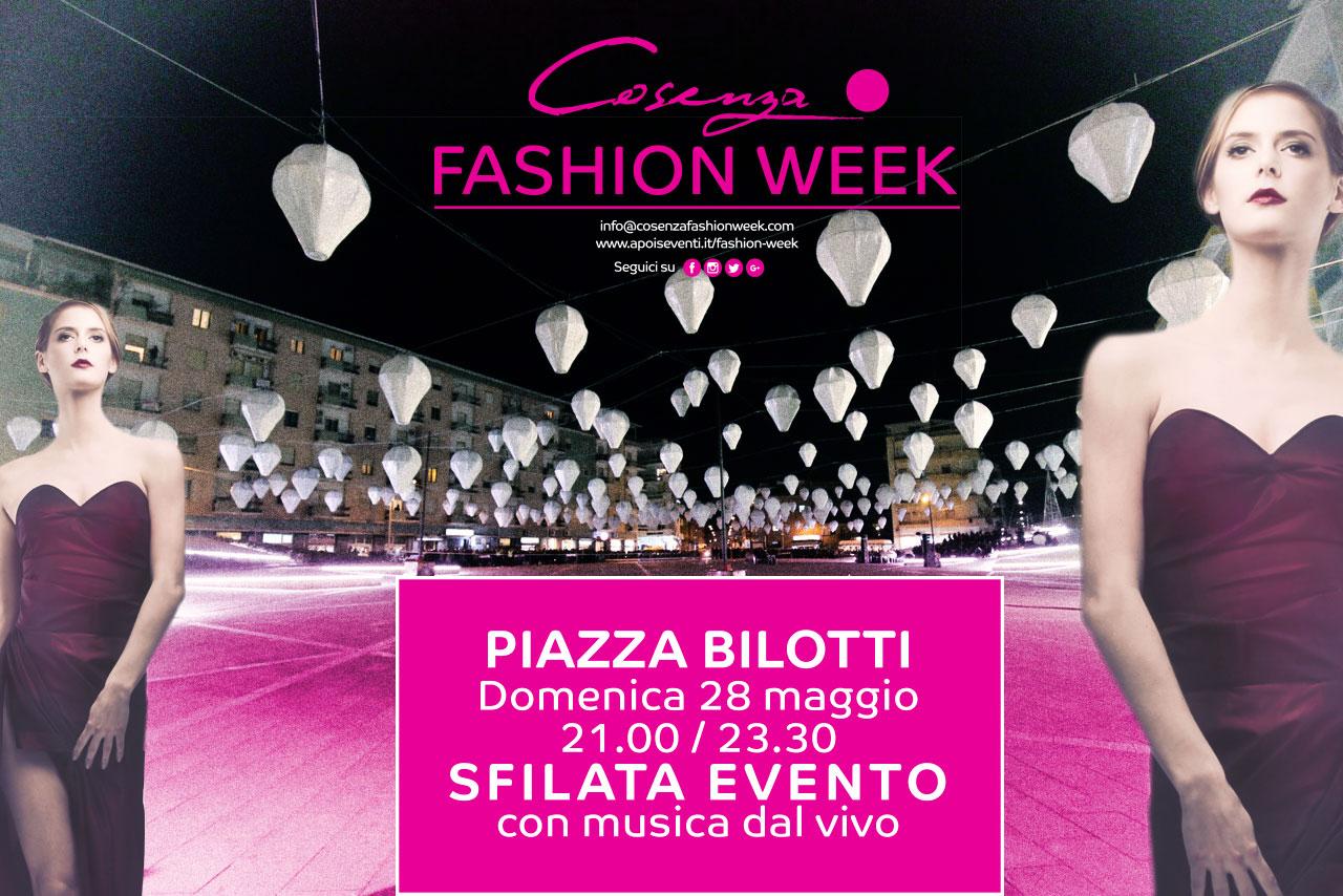 Cosenza Fashion Week