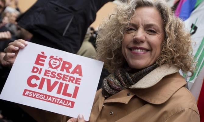 Cosenza Pride, Monica Cirinnà