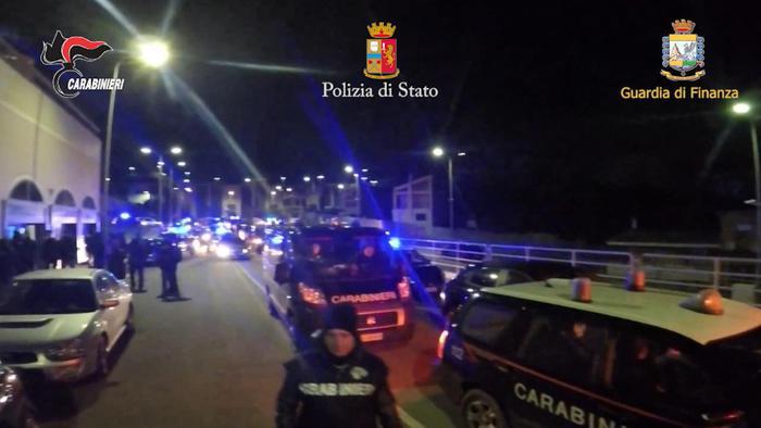 ++ 'Ndrangheta: smantellata cosca Arena, 68 fermi ++