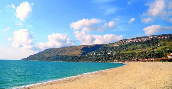 spiaggia di nicotera