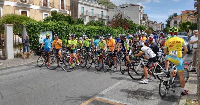 trofeo ciclistico città di Acquappesa