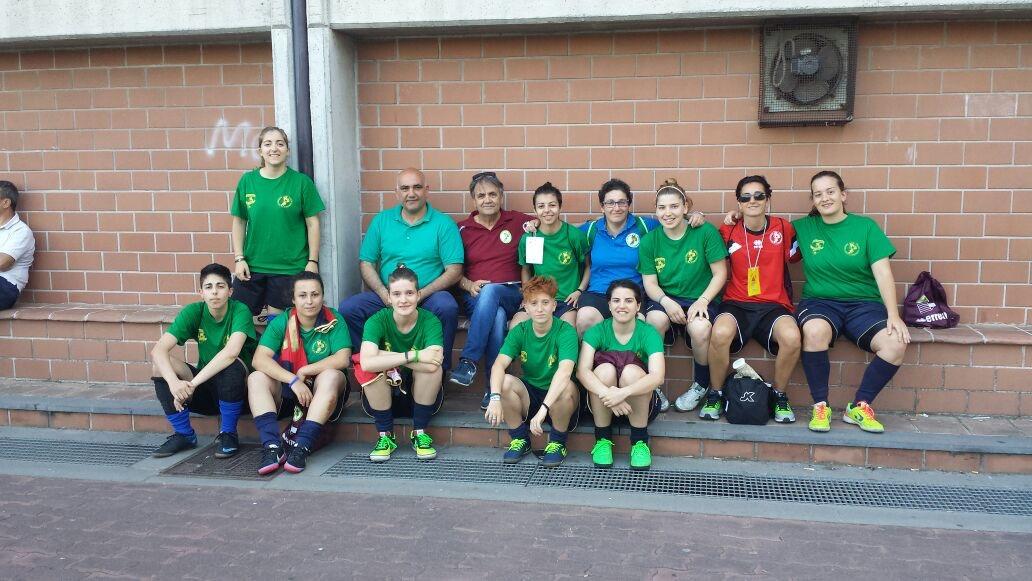 Calcio femminile Cus Unical