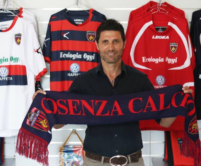 Gaetano Fontana ph facebook Cosenza