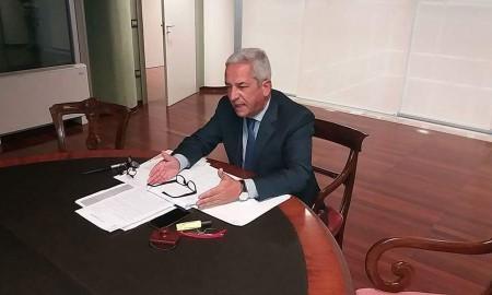 Marcello Manna sindaco di Rende