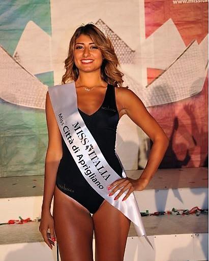 Marzia Romeo – Miss Italia Calabria