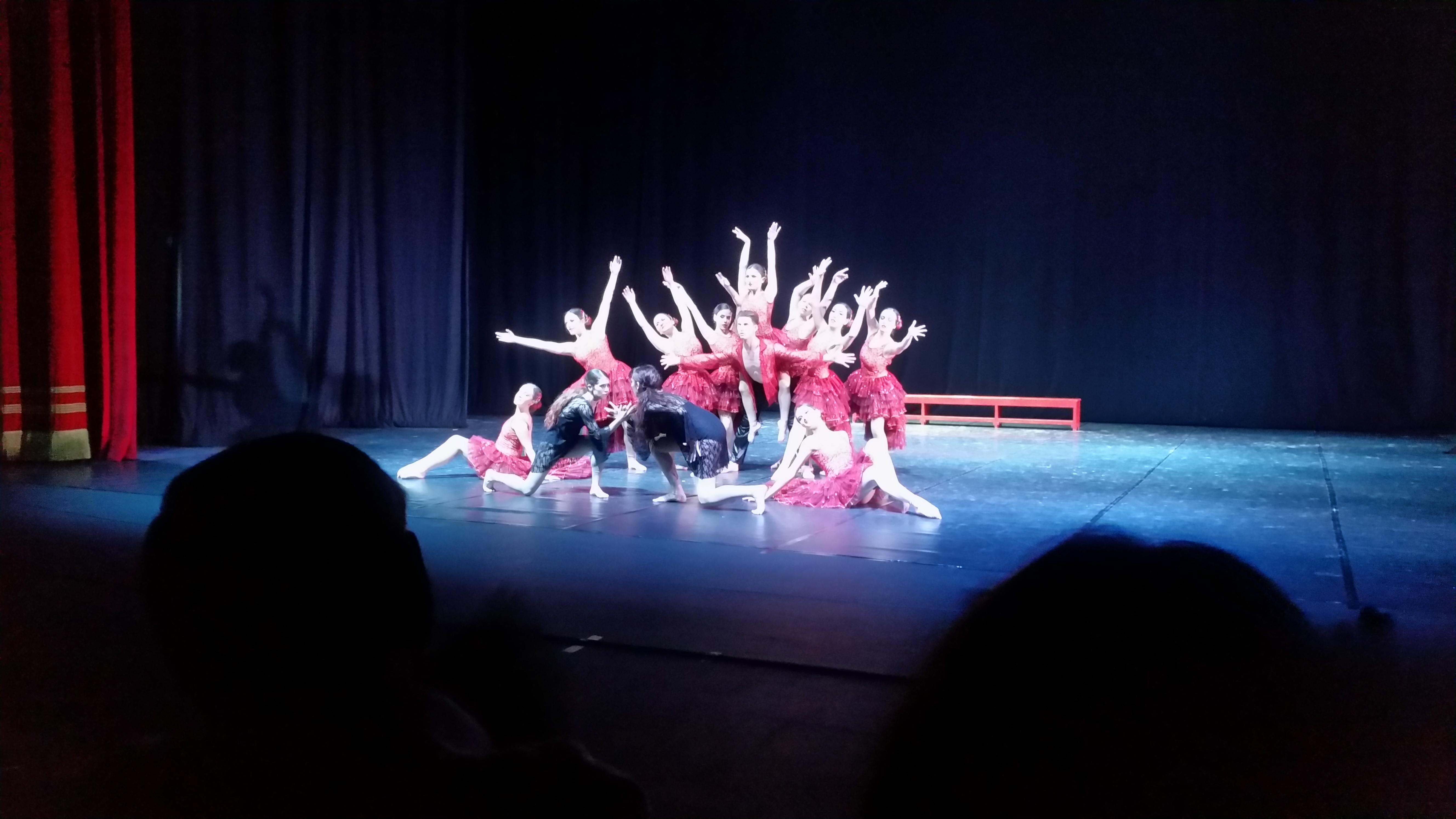 coreografia Veltri