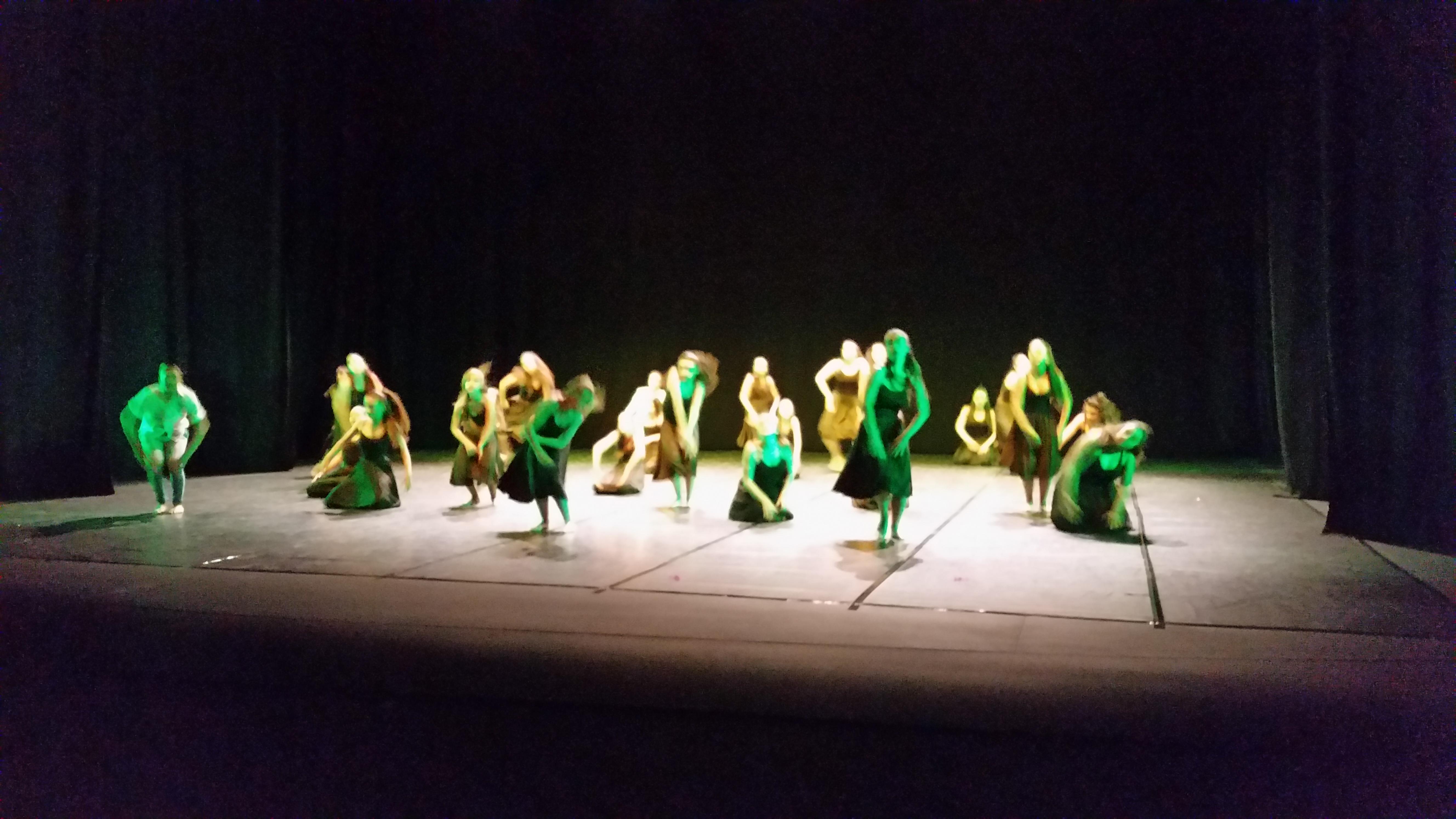 coreografia cannito