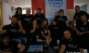 team lucania is comics