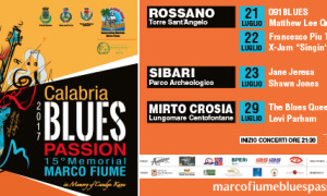 Calabria Blues Passion 2017