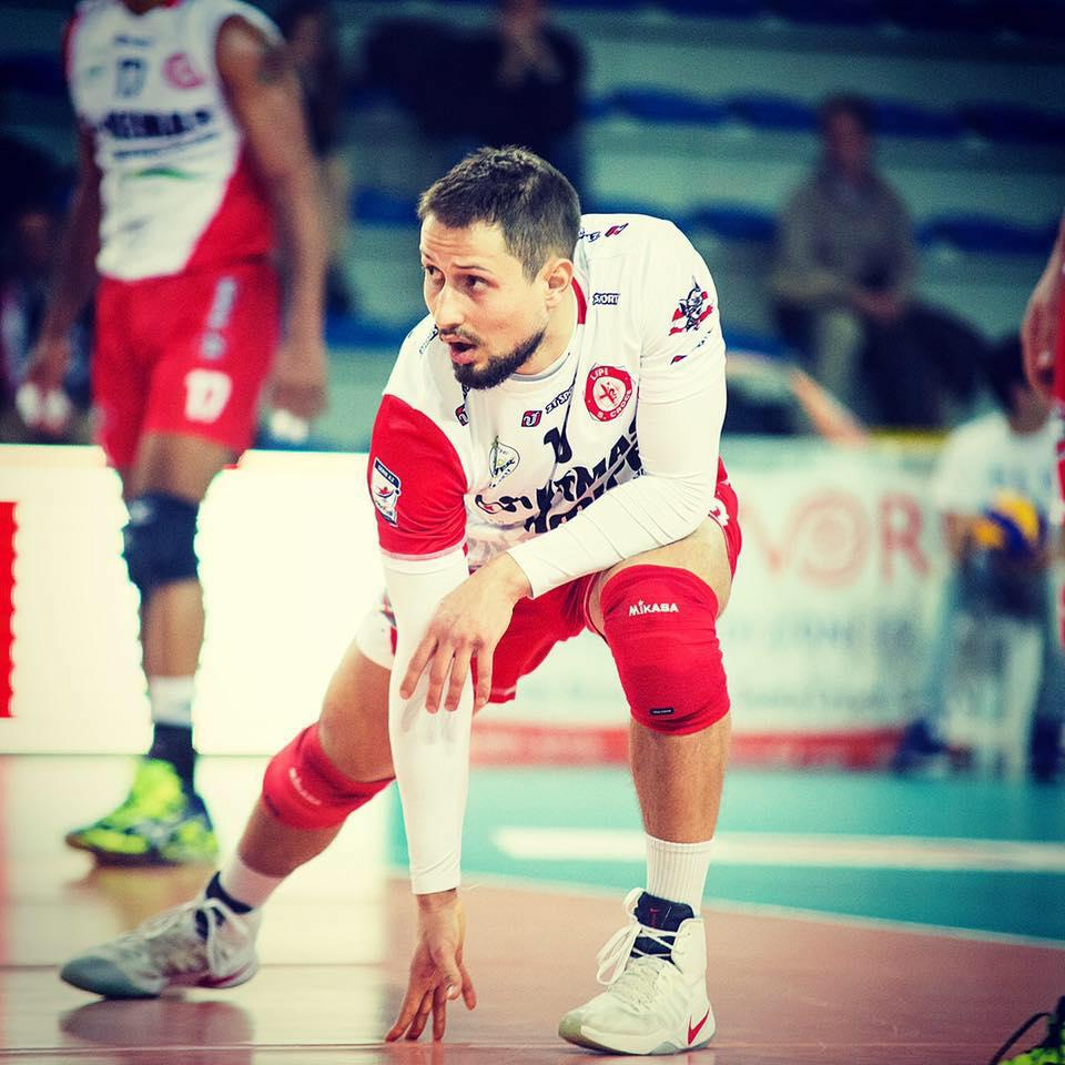 Federigo Del Campo, Top Volley Lamezia