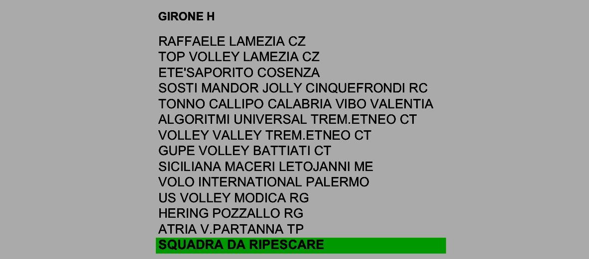 Pallavolo, Serie B