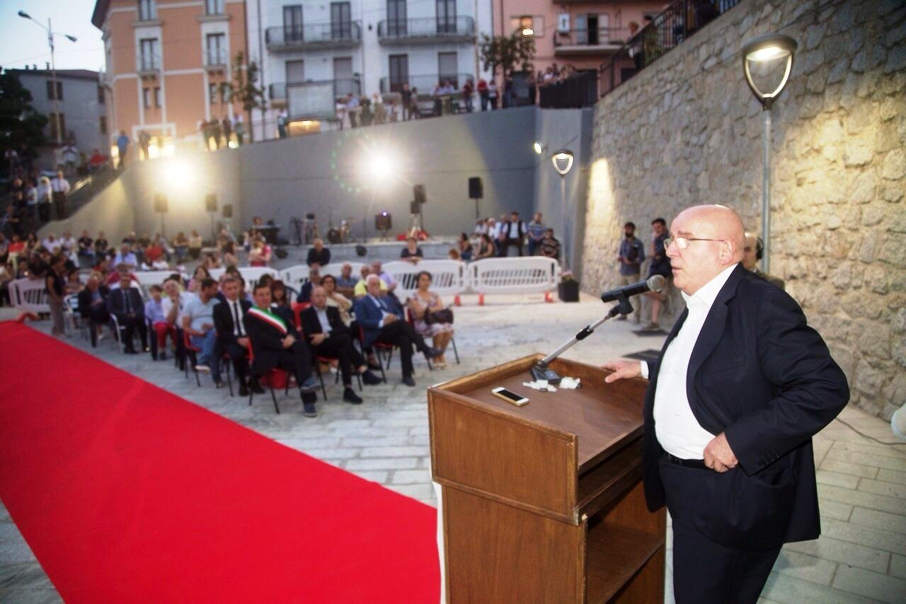 Inaugurazione municipio di San Giovanni in Fiore