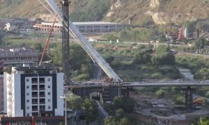 antenna Ponte di Calatrava