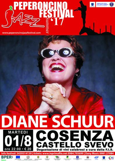 Locandina Diane Schuur light