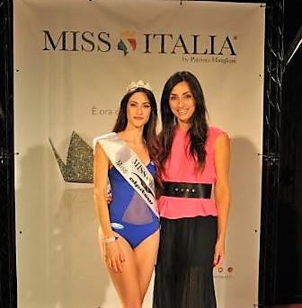 MariaFrancesca Guido e Linda Suriano, Miss Calabria