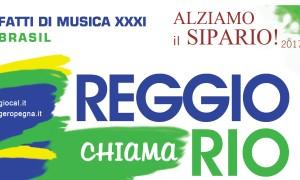 Reggio chiama Rio