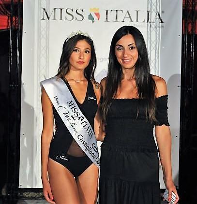 Sara Pierri e Linda Suriano, Miss Italia Calabria