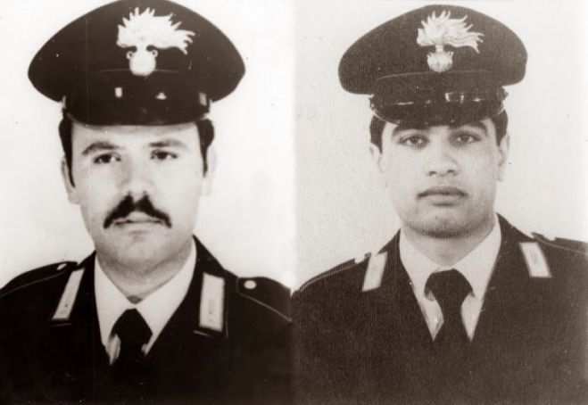carabinieri uccisi