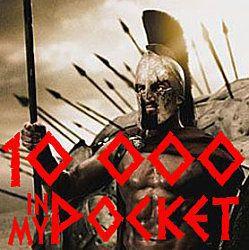 10000 in my pocket