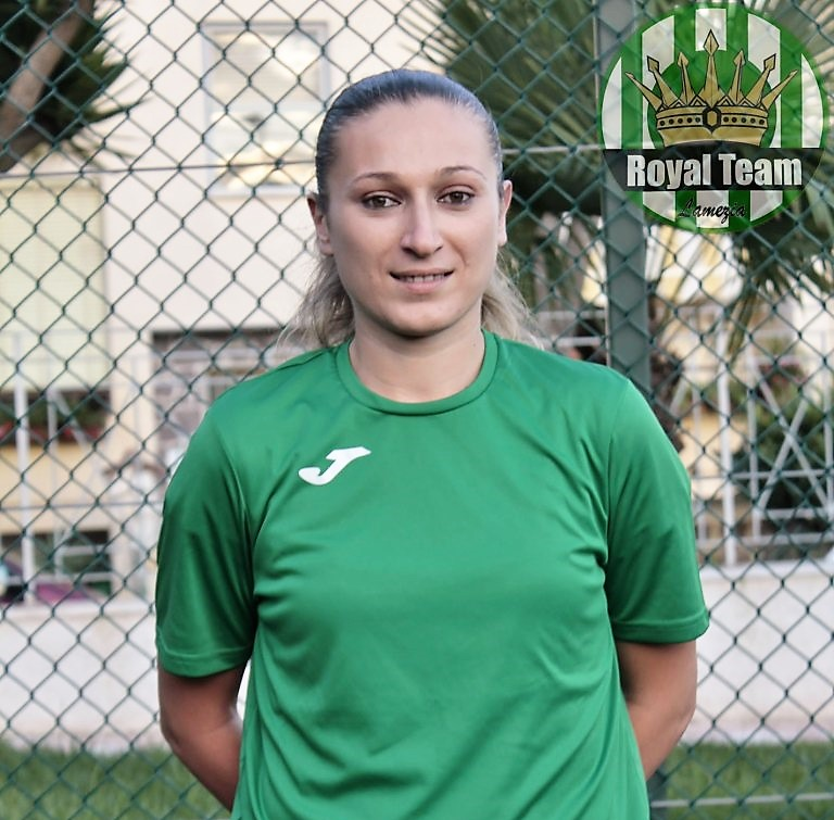 Anna Leone, Royal Team Lamezia