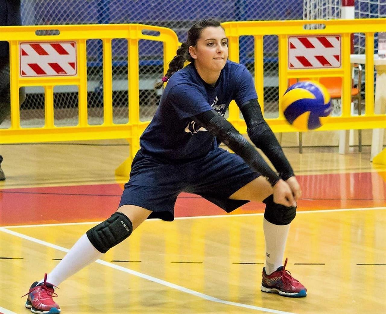 Formenti Lucrezia, Volley Soverato