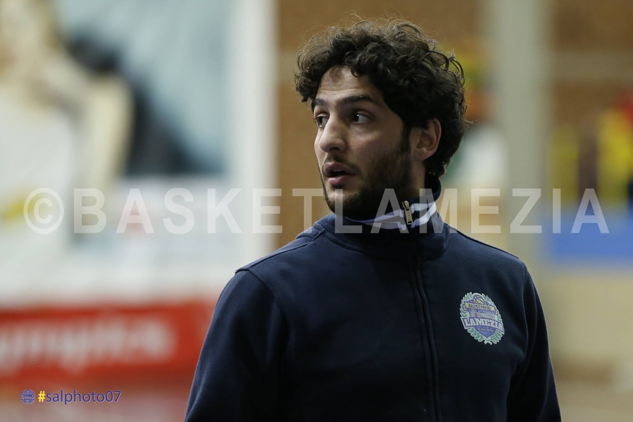 Alessandro Mascaro, Lamezia Basketball