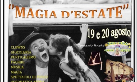 Magia d'estate a Pianopoli