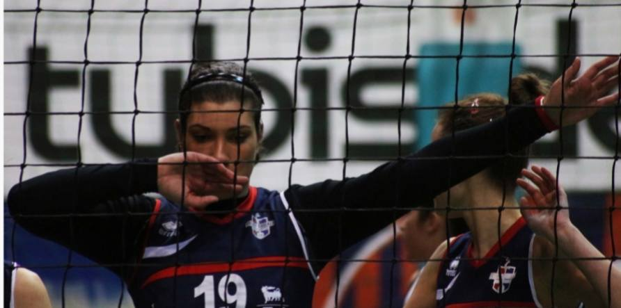 Serena Donnici, Volley Cosenza