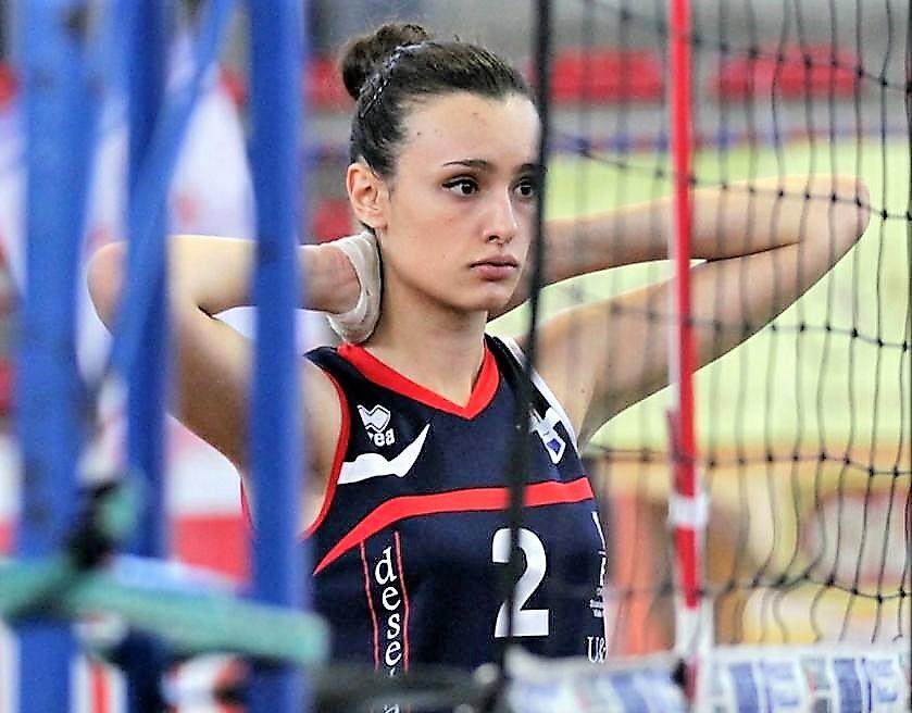 Volley Cosenza, Maria Daria Filippelli