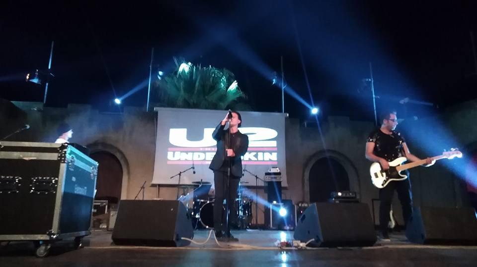altomonte rock festival – Gruppo musicale U2 underskin (1)
