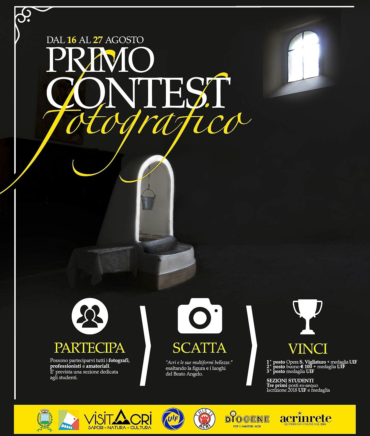 contest_locandina, Acri