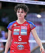 Laura Frigo, Volley Soverato