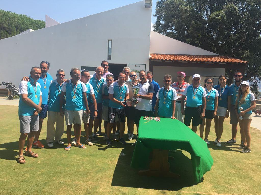 Dream Golf Team