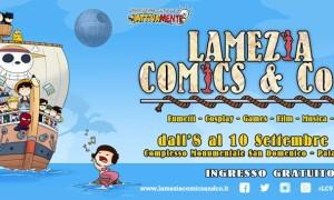 lamezia comics banner