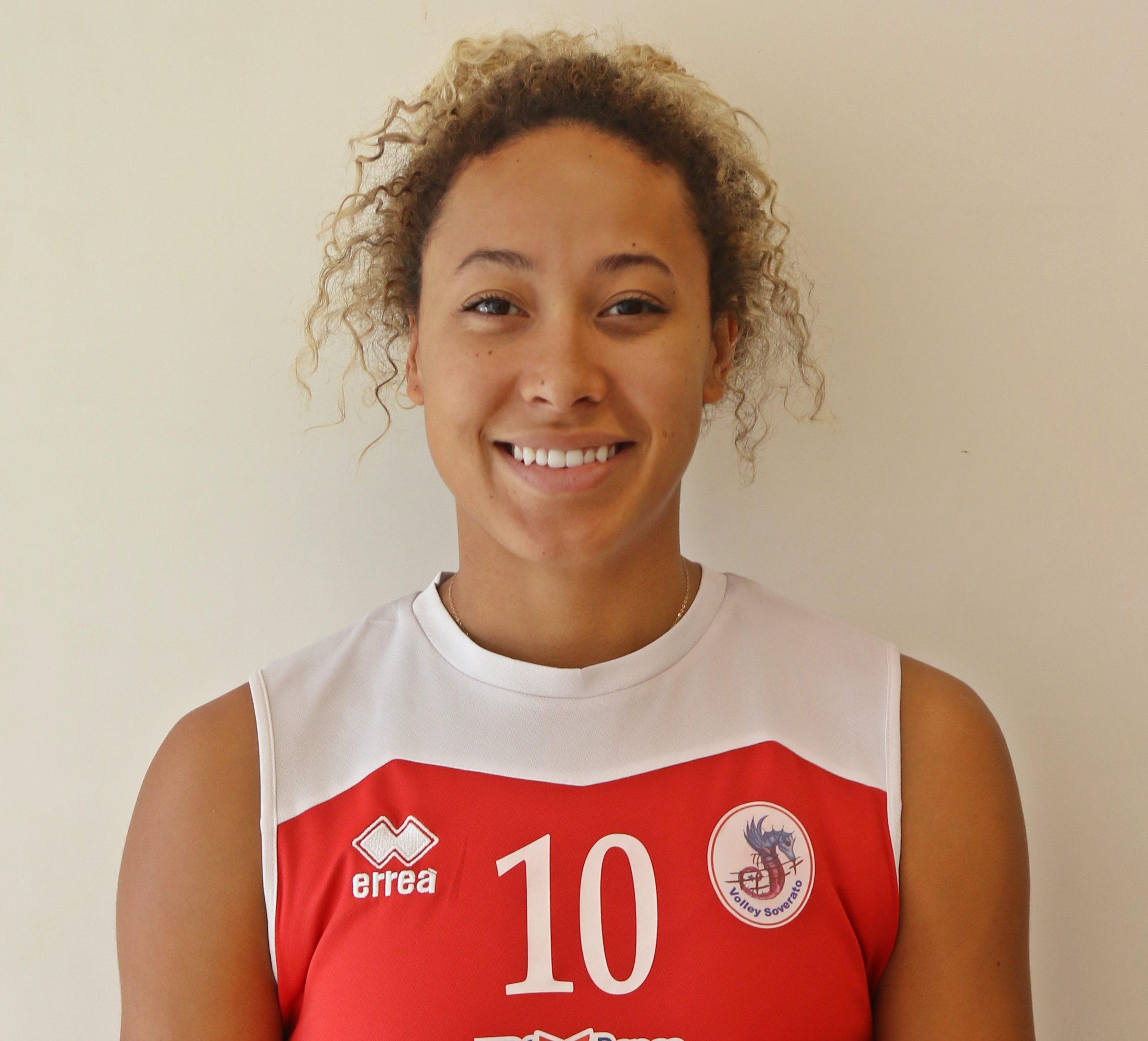 Alexa Gray – Volley Soverato