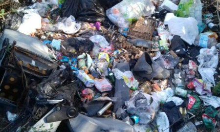 abbandono dei rifiuti