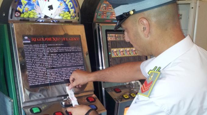 Collegamento slot machine