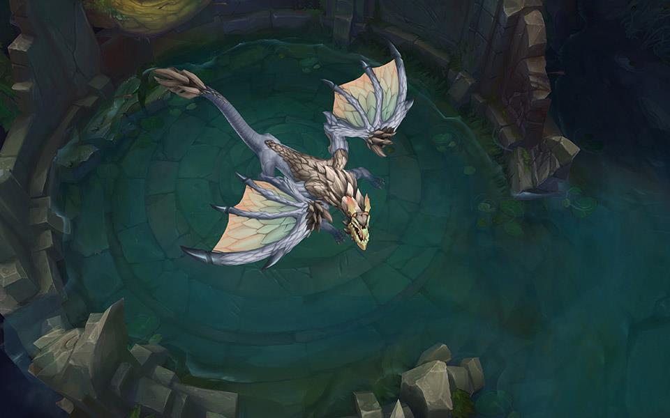 drago league of legends