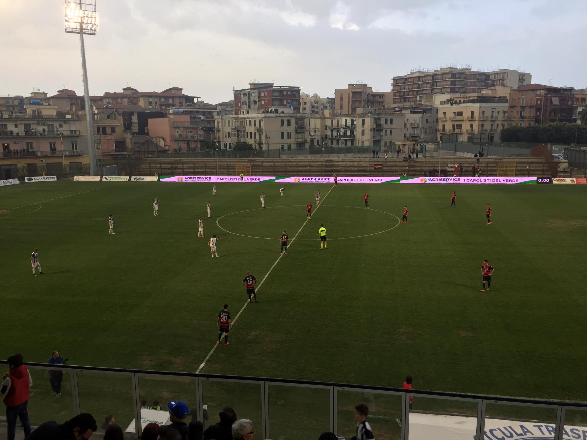 Sicula Leonzio – Cosenza
