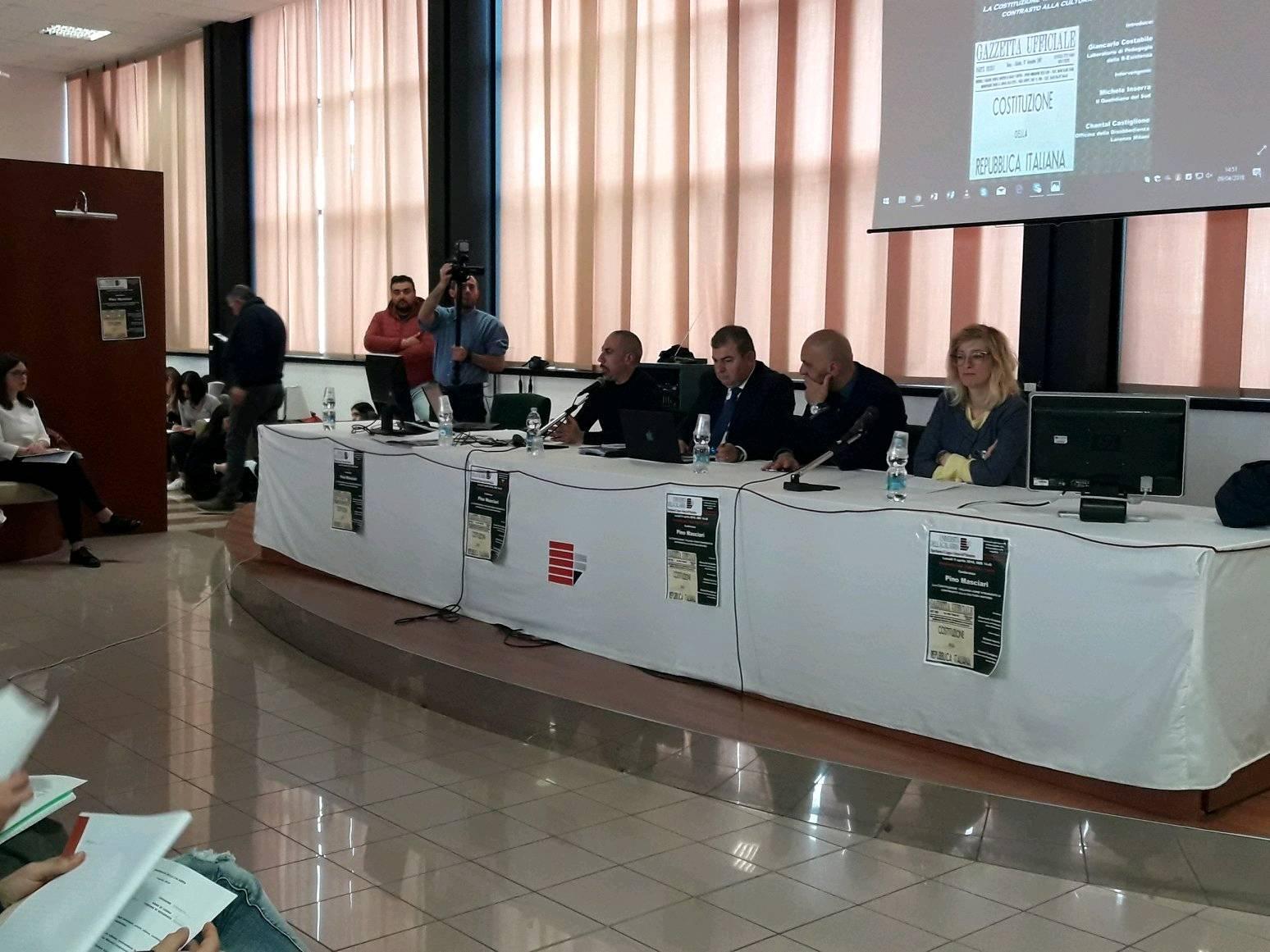 Foto Costabile, Masciari, Inserra, Castiglione