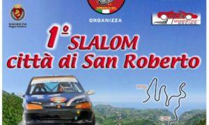 Slalom città di San Roberto