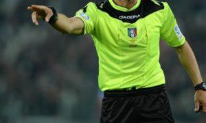 arbitro Trapani - Cosenza