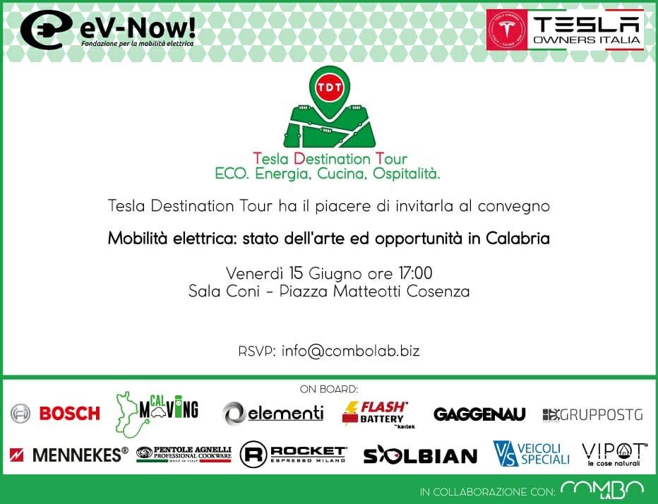 Tesla Destinatio9n Tour